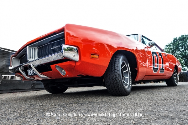 Dodge Charger | General Lee 01 - Dukes of Hazzard